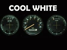 77 79 Ford Ranchero Tbird LTD II Gauge Cluster LED Dashboard Bulbs Cool White