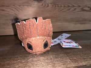 "3.5"" New Guardians of the Galaxy Groot Tsum Tsum mini plush Soft Toy Doll"