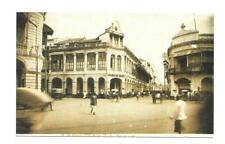 AK Singapore - Junction Kreuzug Robinson Road & Cecile Street ca 1925