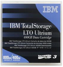 Brand New IBM TotalStorage Ultrium LTO 3 800GB 400GB