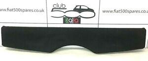 Genuine Fiat 500 Parcel Shelf in Black