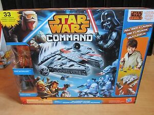 Star wars Rebel Command Episode V MILLENIUM FALCON GREAT DEAL BRAND NEW IN BOX