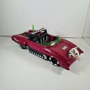Vintage Beetlejuice Creepy Cruiser Vehicle Kenner 1990 car