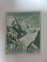"""1938 - Mi.Nr. 678 - 6 Pf - """"Ostmarklandschaften+Alpenblumen"""" - ungebr. m. Falzr."""