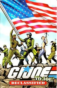 DDP Devils Due Publishing Gi Joe Declassified Issue No 01 YoJoe Exclusive 2006