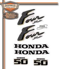 HONDA 50hp 4 Stroke decals/stickers