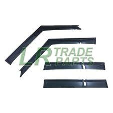 RANGE ROVER P38 FULL FRONT & REAR WINDOW WIND DEFLECTORS, SET OF 4 (1994-2002)