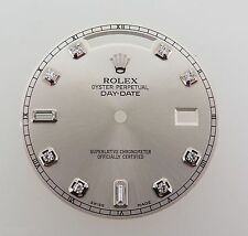 .ROLEX 218239 PRESIDENT DAY DATE 2 II FACTORY DIAMOND DIAL