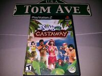 The Sims 2 getaway  games (Playstation 2) Ps2 Tested excellent condition