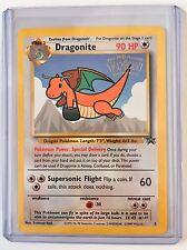 DRAGONITE Pokemon ©1999 BLACK STAR First Movie PROMO #5 ENGLISH Rare N/MINT