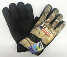 Trump 2020 Keep America Great Camouflage Mens KAG Winter Ski Hunting Gloves New!