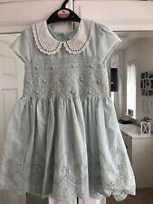 Next Aged 3/4 Smocked Dress