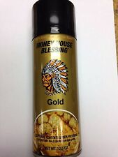 MONEY HOUSE BLESSING GOLD OPIUM AIR FRESHENER AEROSOL ROOM SPRAY CAN 12.5 OZ