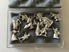 VAMPIRE COUNTS WARBAND RIPPERS THE HORROR WARS METAL FROSTGRAVE MORDHEIM