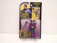 KENNER Legends of Batman Joker Action Figure Scellé avec carte WEAR (AM231)