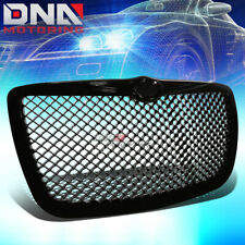 05-10 CHRYSLER 300/300C/SRT LUXURY MESH FRONT HOOD BUMPER ABS GRILL/GRILLE GUARD