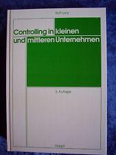 """""""Controlling in kleinen und mittleren Unternehmen"""" von Rolf Lanz"""