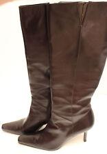 Stuart Weitzman Nicky Cola Calf Boots Sz 11M M.S.R.P. $410