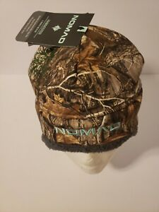 Nomad Women's Harvester Beanie Realtree Camo Hunting One Size