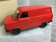 esci 1/24 ford mk2 transit vintage part built model van kit parts