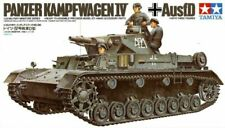 Tamiya 35096 German PzKpw IV Ausf Model Kit Scale 1 35
