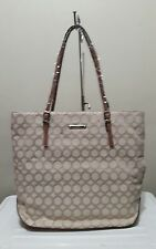 Sale! Nine West 9 Signs Blake Tote Bag Beige