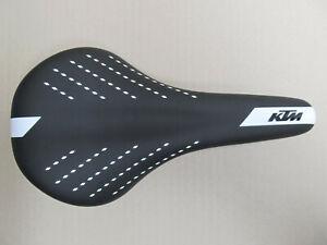 KTM Ultra vl3381 2020 MTB Bici da Corsa Sella Nero-Bianco 287gramm Nuovo