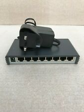3C1670800C 3Com OfficeConnect 8 Port Gigabit switch with power supply