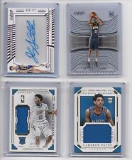 2015-16 National Treasures Cameron Payne Jersey Rookie Card RC /99(Bottom Right)