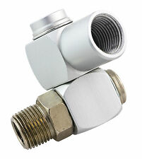 1/4'' Swivel Air Connector SWIVELS 360 degrees In Two Places Air Tool Air Hose