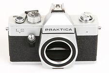 Praktica L2, KB-SLR Kamera mit M42 Anschluss
