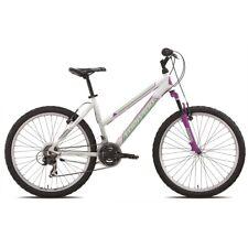Vtt Storm t591 Femme 26 Shimano 3x7v Blanc/Violet Torpado Vélo Mountain