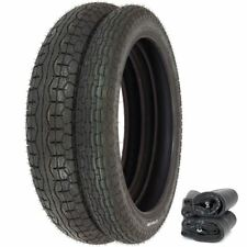 IRC GS-11 Tire Set - Yamaha RD350 XS360 - Tires and Tubes