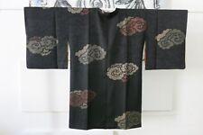 Kimono JAPAN,Haori Urushi Seide Silk Japan 1910〜 Seide, Brokat, Art Deco