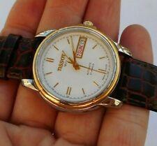 RARE Men's Tissot 1853 Automatic Watch Wristwatch 21 Jewels Swiss TKP-BC 40917