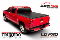 """TruXedo Lo Pro QT Tonneau Cover 2014-2018 Chevy Silverado 5'8"""" Bed 571801"""
