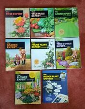 D.G Hessayon Gardening and Plant BooksCollection