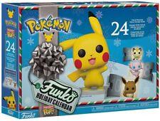 Funko Pop! Advent Calendar: Pokemon 2021 - **PREORDER - SHIPS In October**