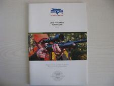 Original sticker Anschutz Hunting Passion Die Meistermacher for Glas-60cm x8,5cm