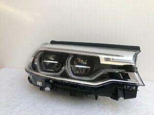 Bmw 5er G30 G31 Frontscheinwerfer Scheinwerfer rechts Voll LED 8499122 Original
