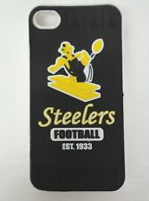Pittsburgh Steelers Retro Hard iPhone 4 Case Cover