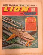 LION AND THUNDER UK COMIC. 17th June 1972. FREE UK POSTAGE.