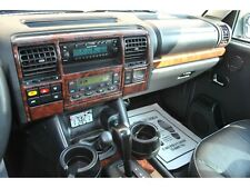 2002 2003 2004 INTERIOR DASH TRIM KIT SET FOR LAND ROVER DISCOVERY SERIES II SE7