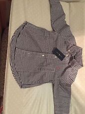 Ralph Lauren Checked Button Down Boys' T-Shirts & Tops (2-16 Years)