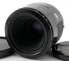 【EXCELLENT】Minolta AF Macro 50mm f/2.8 Lens for Sony Minolta from JAPAN 642607