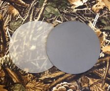 2-   Disc for Friction Pot Turkey Calls  3 1/2