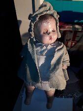 """Antique Horsman Composition Doll 13-14"""""""