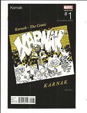 KARNAK # 1 (HIP HOP VARIANT, DEC 2015), NM NEW