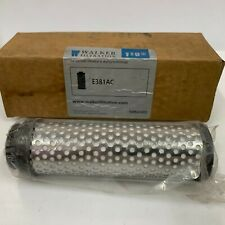WALKER Filtration  E381AC Filter Element