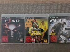 Ps 3 Spiele Sammlung